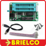 PROGRAMADOR PIC K150 CON CABLE USB CABLE ISCP PARA MICROCHIPS 8-40 PINS BD11724 -