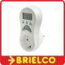 PROGRAMADOR TEMPORIZADOR DIGITAL SEMANAL 20 PROGRAMAS CON BATERIA DH11781 BD4045 -