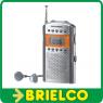 RADIO DIGITAL DE BOLSILLO COMPACTA FM ALTAVOZ AURICULARES GRUNDIG 2AAA LCD BD5417 -