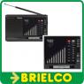 RADIO FM AM ANALOGICA CON RETARDO PARA SINCRONIZACION DEPORTIVA TV-RADIO BD3856 -