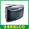 RADIO PORTATIL AM/FM ANALOGICA PHILIPS GRAN POTENCIA 220VAC Y 2XR20 BD5401 -