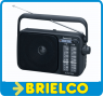 RADIO PORTATIL AM/FM RED PILAS SINTONIA ANALOGICA PANASONIC RF-2400 BD4917 -
