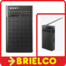RADIO PORTATIL ANALOGICA SONY FM AM ALTAVOZ 100MW ANTENA TELESCOPICA 2XAA BD5327 -