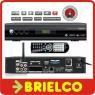 RECEPTOR DE SATELITE DIGITAL FONESTAR RDS-581WHD WIFIUSB EDUCADO CON FLORES 3832 -