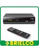 RECEPTOR SATELITE HD WI-FI ETHERNET USB 2.0 HDMI AV COAXIAL ENGEL RS8100Y BD4921 -