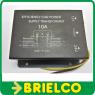 REDUCTOR TENSION CONMUTADO 24VDC A 12VDC 10A CARCASA METALICA 118X90X42MM BD9653 -