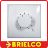 REGULADOR VOLUMEN AUDIO 11 PASOS CON TRANSF. LINEA 100V EMPOTRABLE BLANCO BD9510 -
