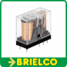 RELE ELECTROMAGNERICO MINIATURA OMRON G2R-1-E 12VDC 16A SPDP 8 PINES C.I. BD11395 -