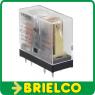 RELE ELECTROMAGNETICO MINIATURA BIESTABLE OMRON G2RK-1 12VDC 5A 7PINES SPDT BD11430 -