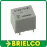 RELE ELECTROMAGNETICO MINIATURA FUJITSU 51ND12-W1 12VDC 25A 5 PINES SPDT BD11429 -
