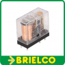 RELE ELECTROMAGNETICO MINIATURA MONOESTABLE 12VDC 10A SPDT OMRON BD11390 -
