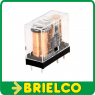 RELE ELECTROMAGNETICO MINIATURA G2R-1 6VDC 10A SPDT 5 PINES OMRON C.I. BD11396 -