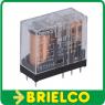 RELE ELECTROMAGNETICO MINIATURA OMRON G2R-2 24VDC 5A DPDT 8 PINES C.I. BD11420 -