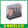 RELE ELECTROMAGNETICO MINIATURA OMRON G2R-2 48VDC 5A DPDT 8 PINES C.I. BD11421 -