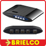 SELECTOR CONMUTADOR HDMI 4 ENTRADAS 1 SALIDA HASTA 1080P PASIVO MANUAL BD10164 -