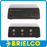 SELECTOR CONMUTADOR SWITCH MANUAL PASIVO AUDIO 2 PUERTOS SALIDA CASCOS BD6486 -