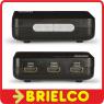SELECTOR MANUAL HDMI A-V DIGITAL 2 ENTRADAS 1 SALIDA Y VICEVERSA PASIVO BD1311 -