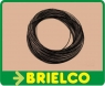 CABLE CONEXION SILICONA PARA ALTA TEMPERATURA 0.5MM SECCION 2MM DIAMETRO FUNDA -