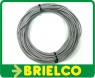 CABLE CONEXION SILICONA PARA ALTA TEMPERATURA 1MM SECCION 2MM DIAMETRO FUNDA -