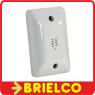 SIRENA EXTERIOR PARA SISTEMA DE ALARMA 120DB 10-14VDC 122X72X35MM SV/PS93 BD3397 -