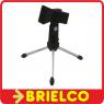 SOPORTE TIPO PINZA CLIP PARA MICROFONO CON TRIPODE PARA MESA DH 34.150 BD837 -