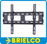 "SOPORTE TV FIJO ABATIBLE INCLINABLE 23"" A 55"" INCLUYE NIVEL 60KG NEGRO BD6611 -"