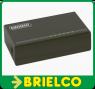 SWITCH DE 5 PUERTOS 10/100Mbps 5VDC 0,5A INDICADORES LED BD3691 -