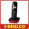 TELEFONO INALAMBRICO PANASONIC KX-TG1611 R/N RECARGABLE TELEFONIA FIJA BD5218 -