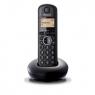 TELEFONO INALAMBRICO PANASONIC KX-TGB210N NEGRO RECARGABLE TELEFONIA FIJA BD5220 -