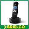 TELEFONO INALAMBRICO PHILIPS D161 NEGRO RECARGABLE MANOS LIBRES TELEFONIA FIJA BD5352 -