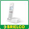 TELEFONO INALAMBRICO PHILIPS D250 BLANCO RECARGABLE MANOS LIBRES TELEFONIA FIJA BD5351 -