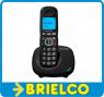 TELEFONO INALAMBRICO FIJO ALCATEL XL535 NEGRO TECLAS GRANDES MANOS LIBRES BD5403 -