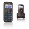 TELEFONO MOVIL LIBRE TECLAS GRANDES PERSONAS MAYORES O DISCAPACITADOS TS-5000 BD -