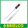 TERMOMETRO DIGITAL CON SONDA ACERO INOXIDABLE TEMPERATURA DE -50ºC A 300ºC BD3461 -