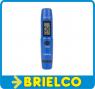TERMOMETRO DIGITAL DE BOLSILLO MINIATURA IR DE -50 °C A +260 °C PILA 2XLR44 BD2883 -