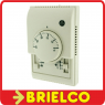 TERMOSTATO ELECTRONICO 220V DE 5ºC A 30ºC 1700W MAX BLANCO TERMISTOR NTC BD2778 -