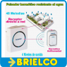 TIMBRE INALAMBRICO DIGITAL DE EXTERIOR 48 MELODIAS HERMETICO RESISTE AGUA BD6577 -
