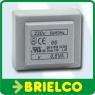 TRANSFORMADOR DE ALIMENTACION ENCAPSULADO 0.6VA ENTRADA 220V AC SALIDA 2X6V BD7658 -