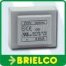 TRANSFORMADOR DE ALIMENTACION ENCAPSULADO 0.6VA ENTRADA 220V SALIDA 2X12V AC BD7670 -