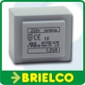 TRANSFORMADOR ALIMENTACION ENCAPSULADO 1.5VA ENTRADA 220V SALIDA 18+18VAC BD7705 -