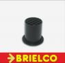 TUBO CON REJILLA PARA CAJA ACUSTICA BASS REFLEX 50MM X 51MM VELAH6 BD2966 -