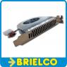 VENTILADOR REFRIGERACION TARJETA GRAFICA PC 12V CONECTOR MOLEX IDE ATA BD11775 -
