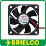 VENTILADOR TERMOPLASTICO 12VDC 60X60X15MM 3000 ROTAC/MIN MOLEX 4 PINES BD11778 -