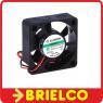 VENTILADOR TERMOPLASTICO 5VDC 0.38W 30X30X10MM 8000 ROTAC/MIN 2 CABLES BD11376 -