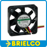 VENTILADOR TERMOPLASTICO 5VDC 1.2W 40X40X10MM 7000 ROTAC/MIN 3 CABLES BD11378 -