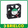 VENTILADOR TERMOPLASTICO 5VDC 1W 40X40X10MM 5800 ROTACIONES/MIN 2 CABLES BD11377 -