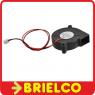 VENTILADOR TIPO TURBINA 5V 0.1-0.3A 50X15MM CONECTOR MOLEX 2 PINES BD11770 -