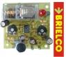 VOX CONTROL RELE ACCIONADO CON VOZ SONIDO Y SEÑAL MICROFONO INCORPORADO 12V BRIELCO 1049 BD3273 -