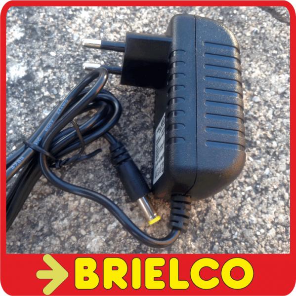 Alimentador conmutado 12v 18w 1 5a ip 20 conector 2 1x5 5mm para tira led bd4269 brielco net - Alimentador 12v ...